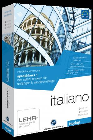 Italienisch Lernen Sprachkurs 1 Italiano Italienischkurs