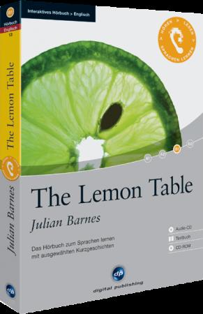 englisch lernen julian barnes the lemon table. Black Bedroom Furniture Sets. Home Design Ideas