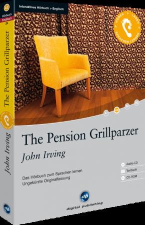 englisch lernen john irving the pension grillparzer. Black Bedroom Furniture Sets. Home Design Ideas